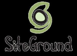site ground logo سايت قراوند لوغو