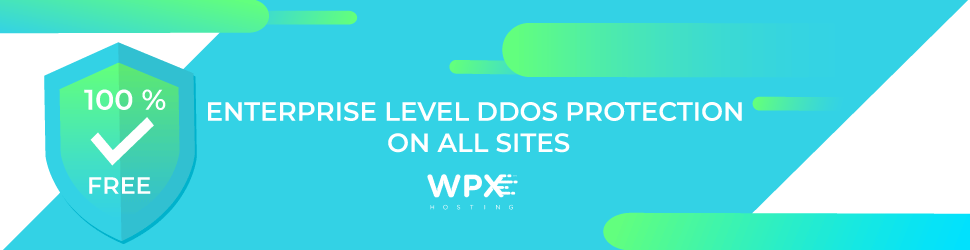 DDOS-protection-banner WPX