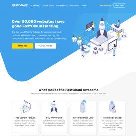 fastcomet website