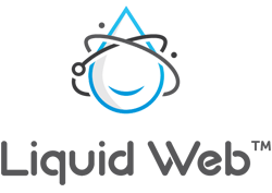 liquid web logo ليكويد ويب